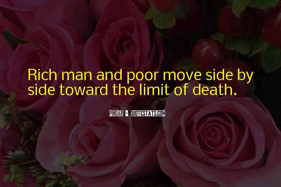 Quotes About Rich Man #70048