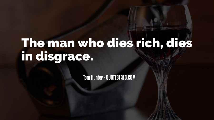 Quotes About Rich Man #77321