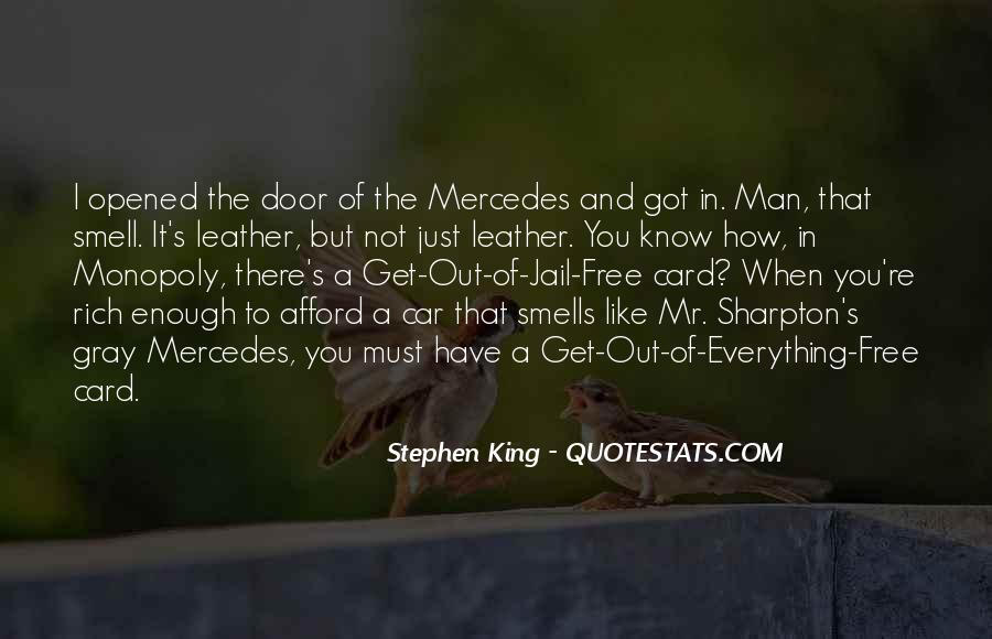 Quotes About Rich Man #9853