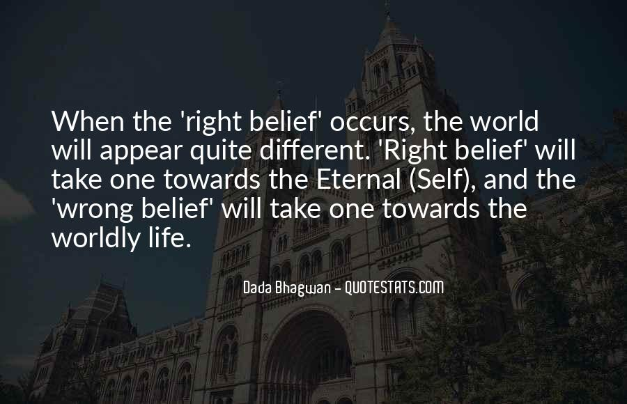 Quotes About Worldly Life #1049806