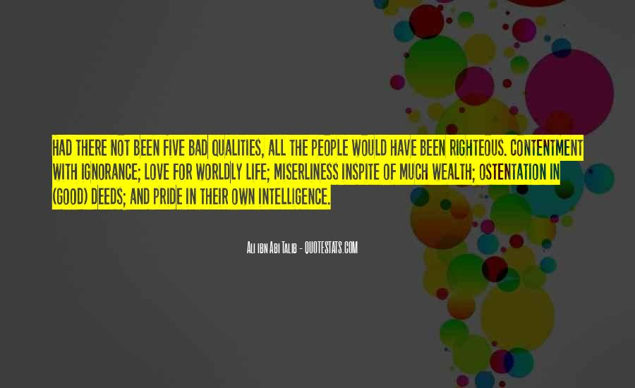 Quotes About Worldly Life #107303