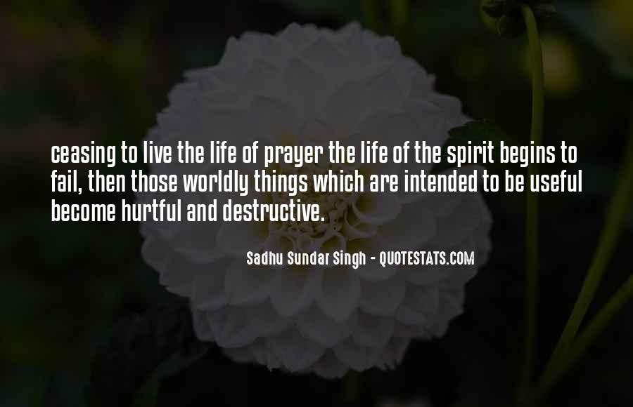 Quotes About Worldly Life #223808