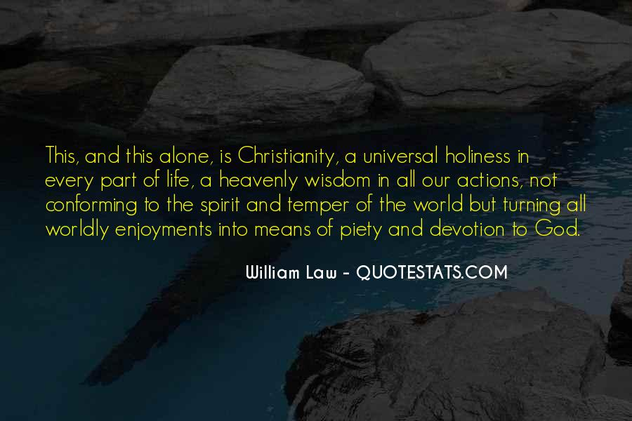 Quotes About Worldly Life #448007