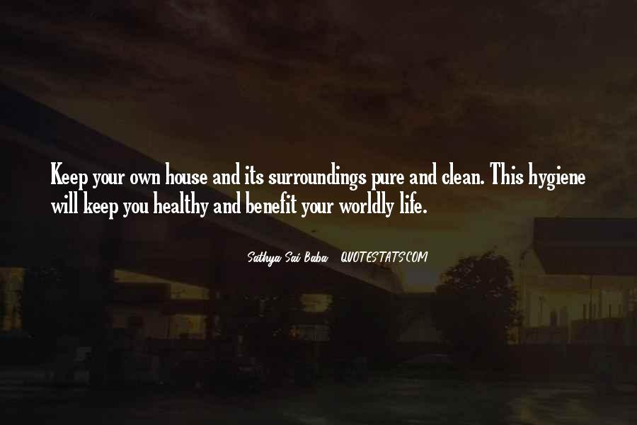 Quotes About Worldly Life #633016