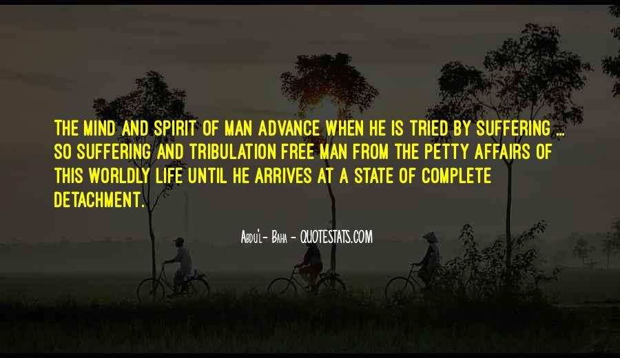 Quotes About Worldly Life #824137