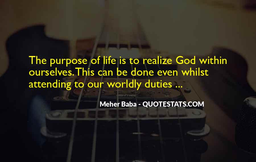 Quotes About Worldly Life #861841