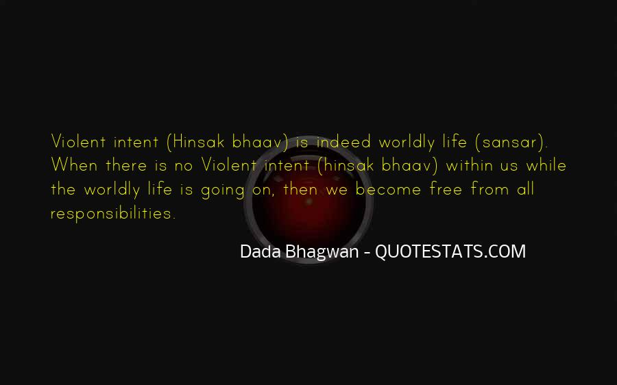 Quotes About Worldly Life #97893