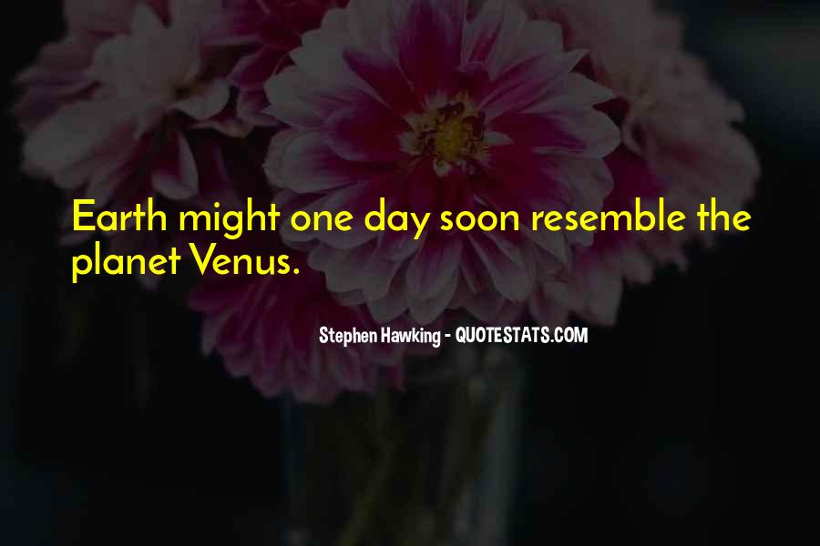 Quotes About Venus The Planet #152167