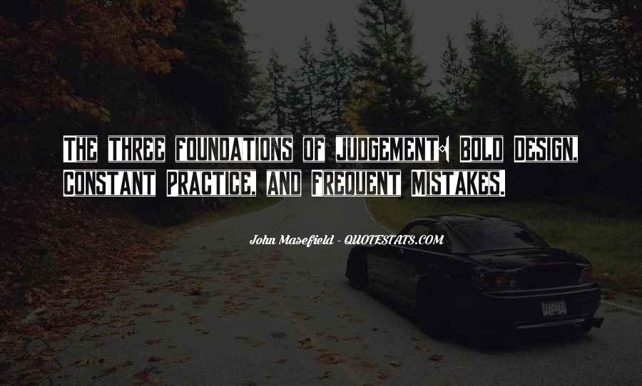 Quotes About Foundations #357490