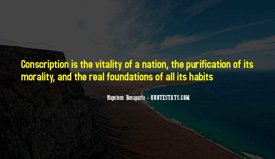 Quotes About Foundations #64839