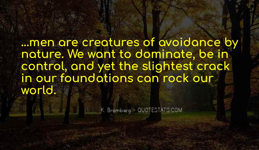 Quotes About Foundations #72801