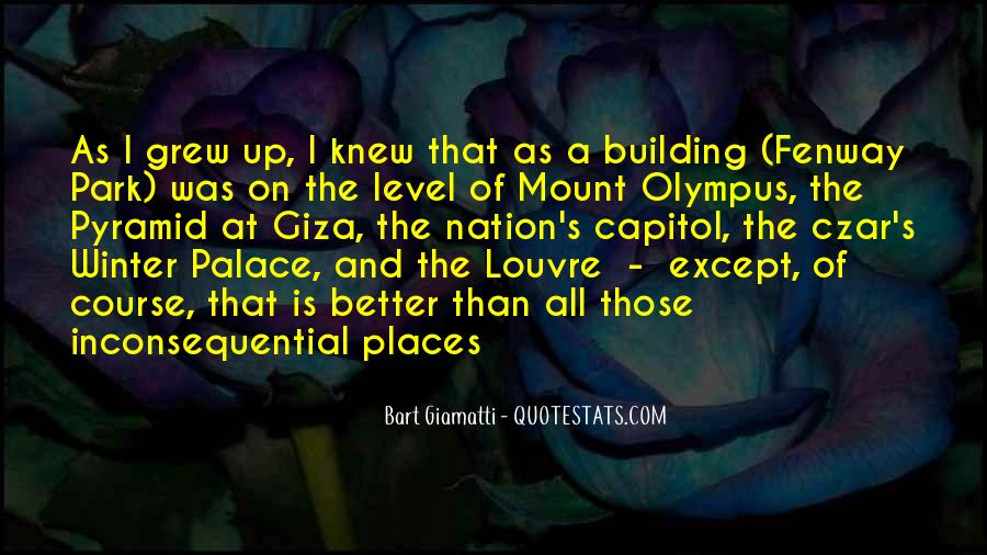 Quotes About Capitol Building #1855981