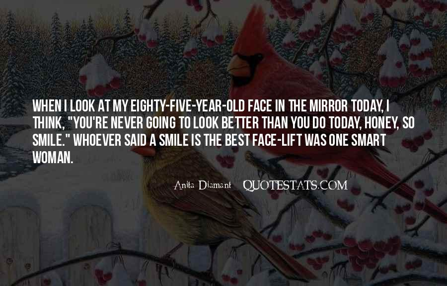 Quotes About A Woman's Smile #1122407