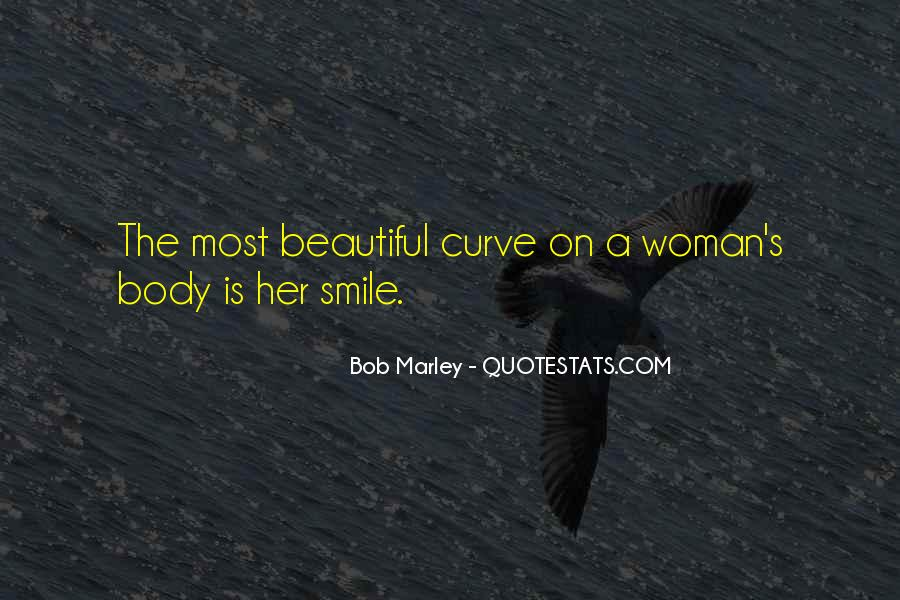 Quotes About A Woman's Smile #1360084