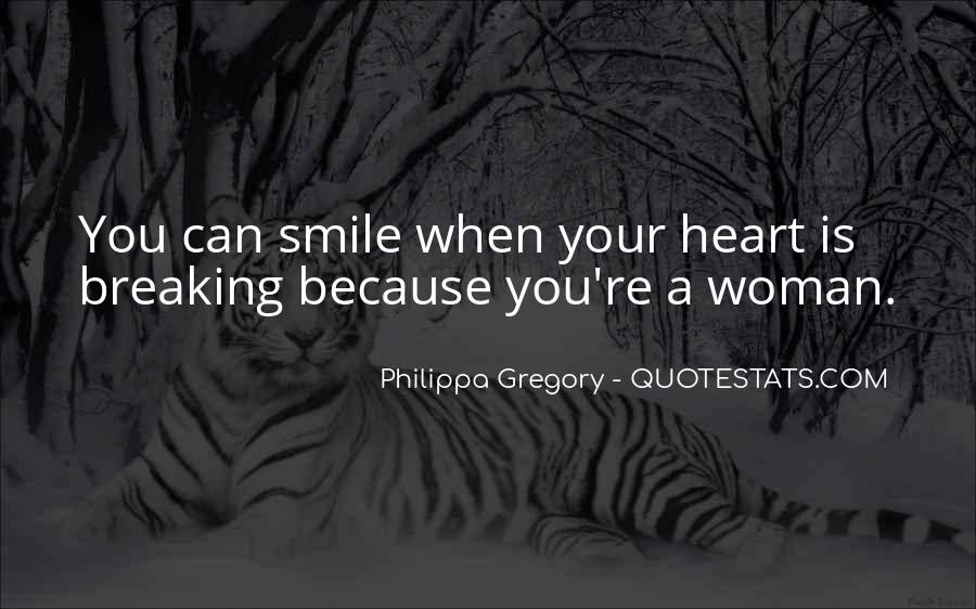 Quotes About A Woman's Smile #1537993
