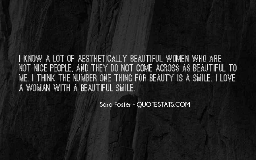 Quotes About A Woman's Smile #1630399