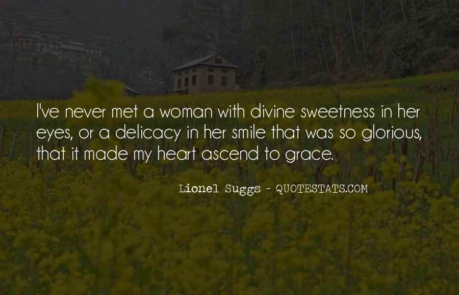 Quotes About A Woman's Smile #189643