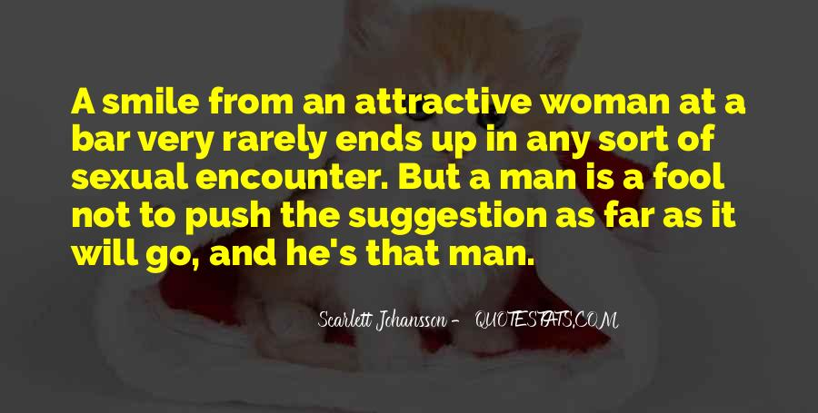 Quotes About A Woman's Smile #511664