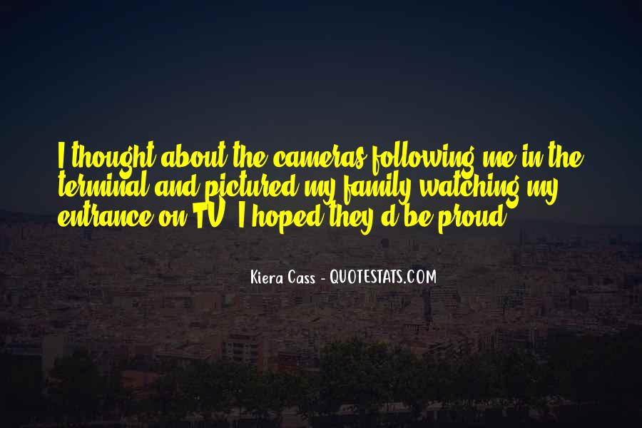 Quotes About Family Watching Over You #257415