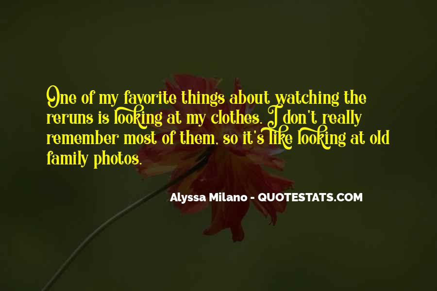 Quotes About Family Watching Over You #424741
