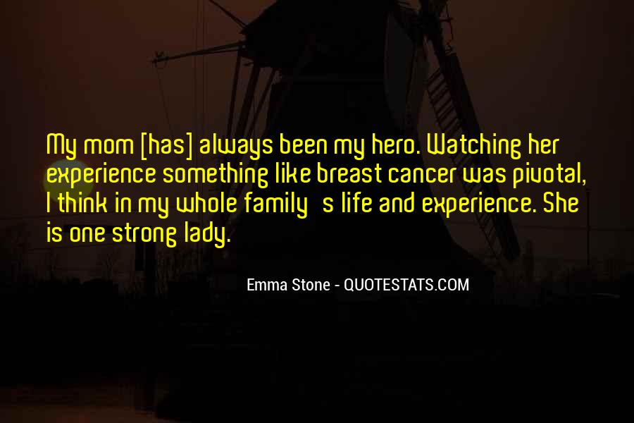 Quotes About Family Watching Over You #42601