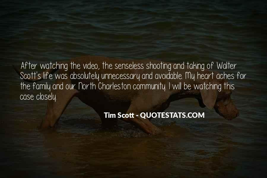 Quotes About Family Watching Over You #498094