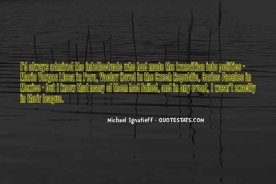 Quotes About Czech Republic #1732690