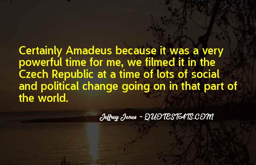 Quotes About Czech Republic #376412