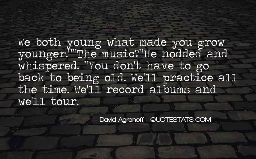 Quotes About Punk Rock Music #312807