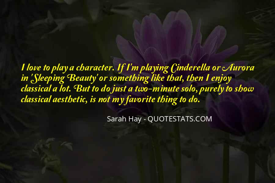 Quotes About Character Over Beauty #224857