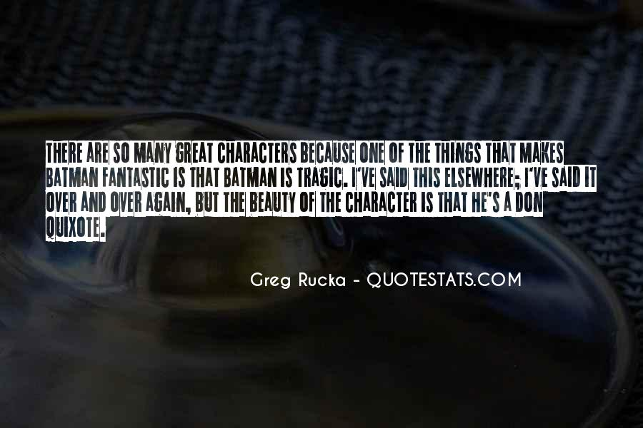 Quotes About Character Over Beauty #883496