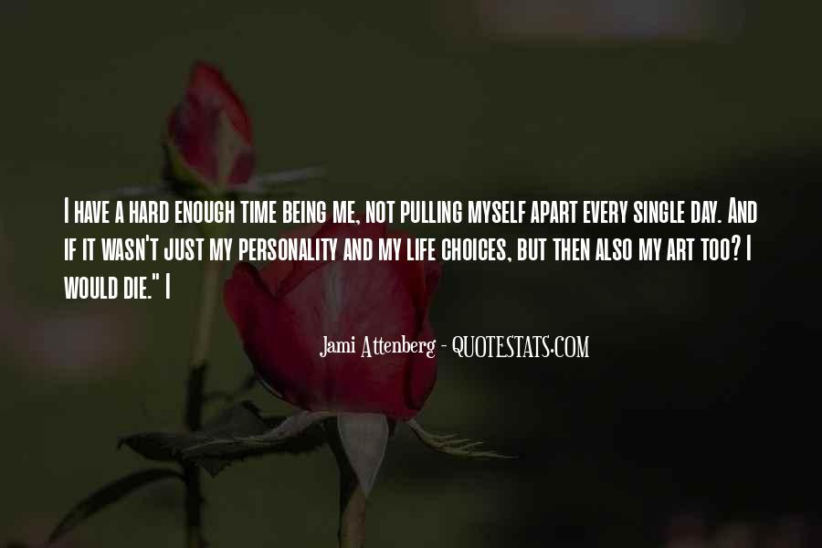 Quotes About Just Being Single #1019038
