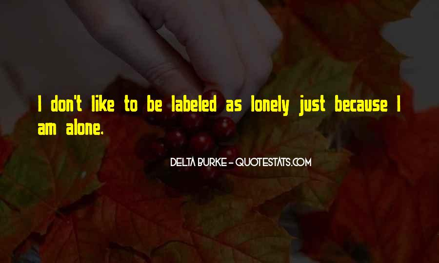 Quotes About Just Being Single #1129273