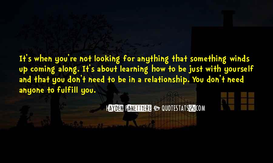 Quotes About Just Being Single #1857545
