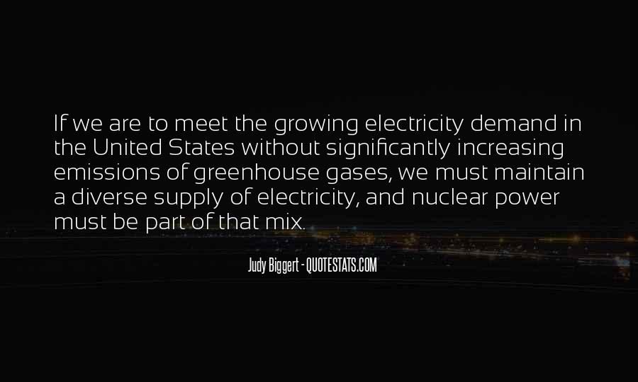 Quotes About Greenhouse Gases #901434