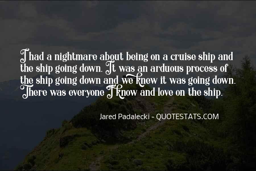 Quotes About Going On A Cruise #132119