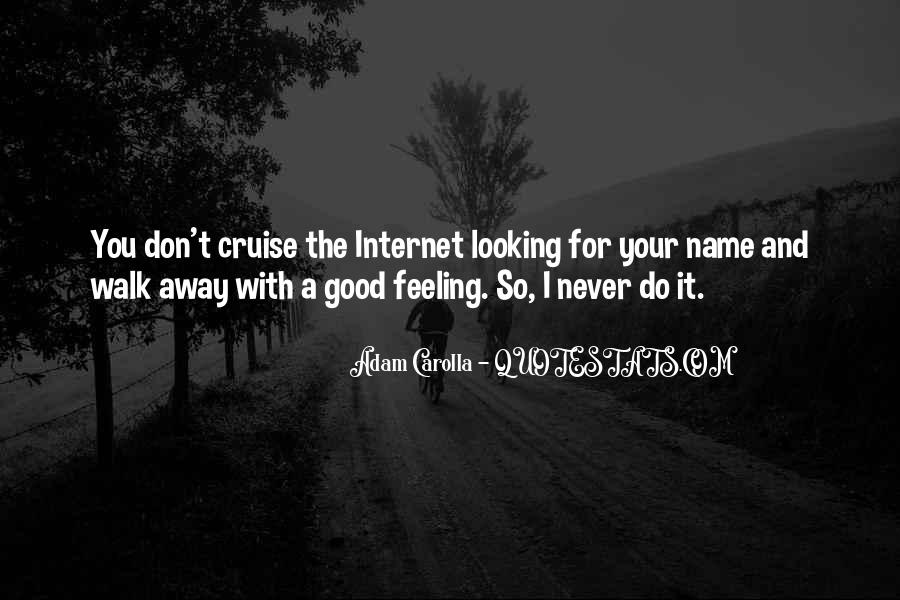 Quotes About Going On A Cruise #46685