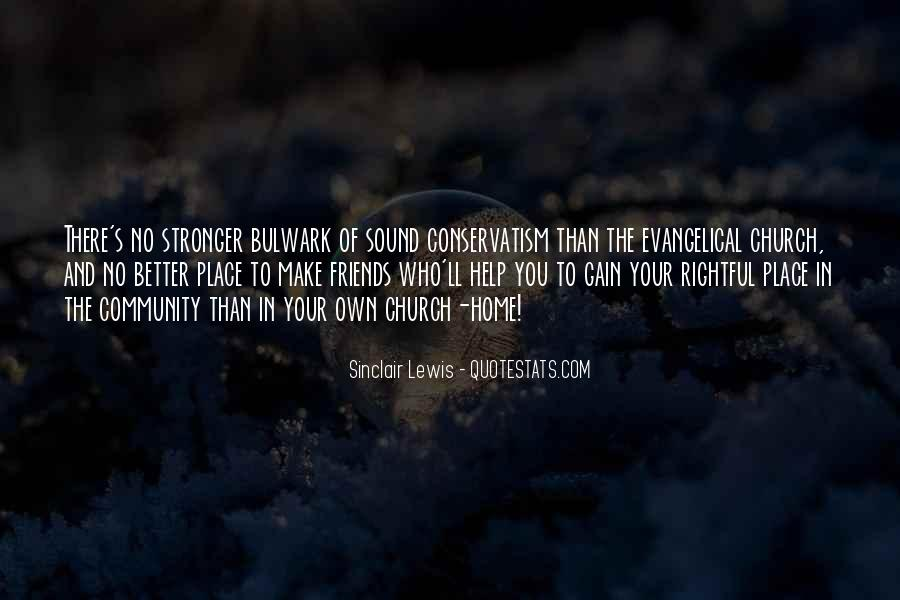 Quotes About Politics And Friends #397018