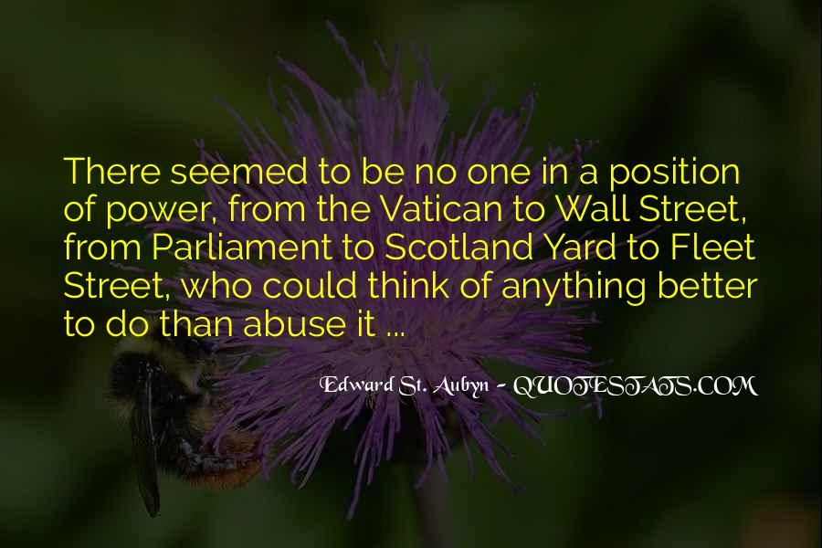 Quotes About Scotland Yard #1441646