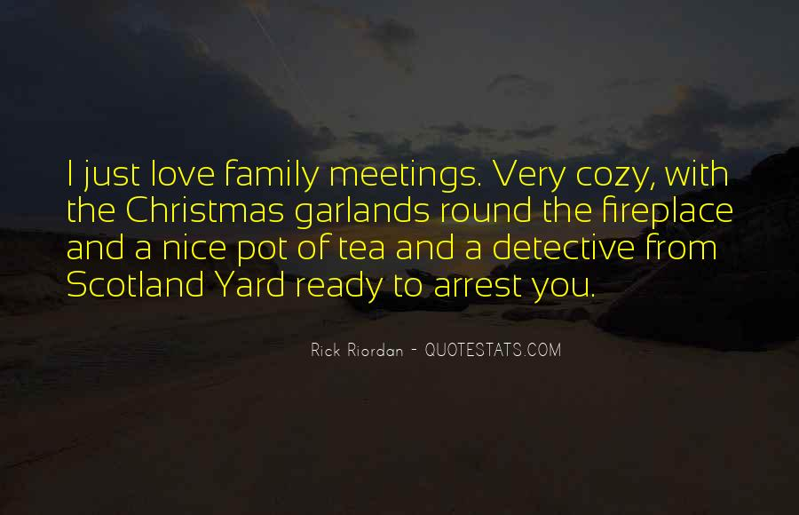 Quotes About Scotland Yard #1545248