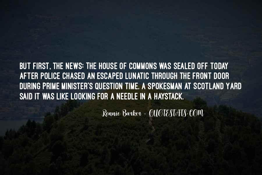 Quotes About Scotland Yard #678511