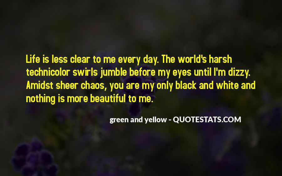 Quotes About Green Eyes Beautiful #1005278