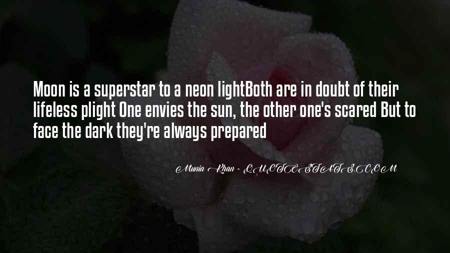 Quotes About Neon Light #1677712