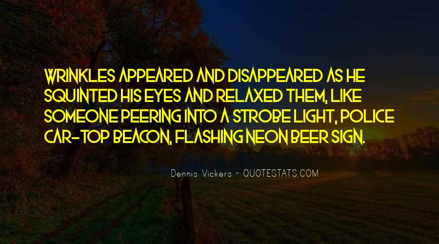 Quotes About Neon Light #529929