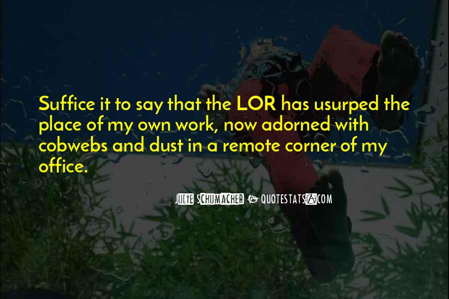 Quotes About Remote Work #1418859