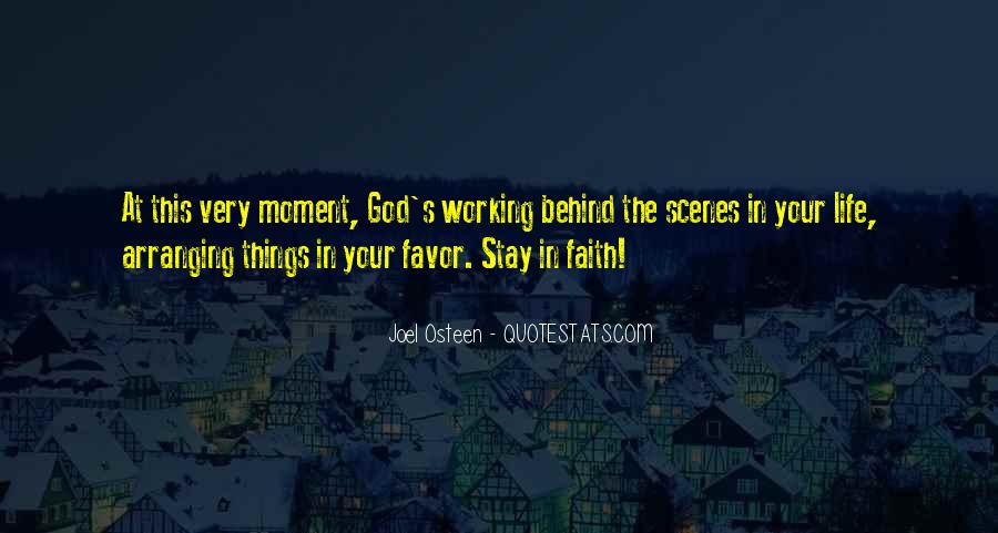 Quotes About God Favors Me #361248