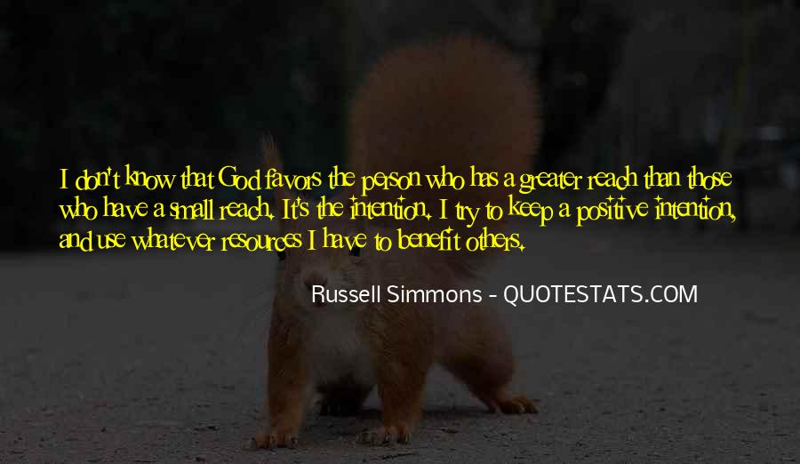 Quotes About God Favors Me #487152