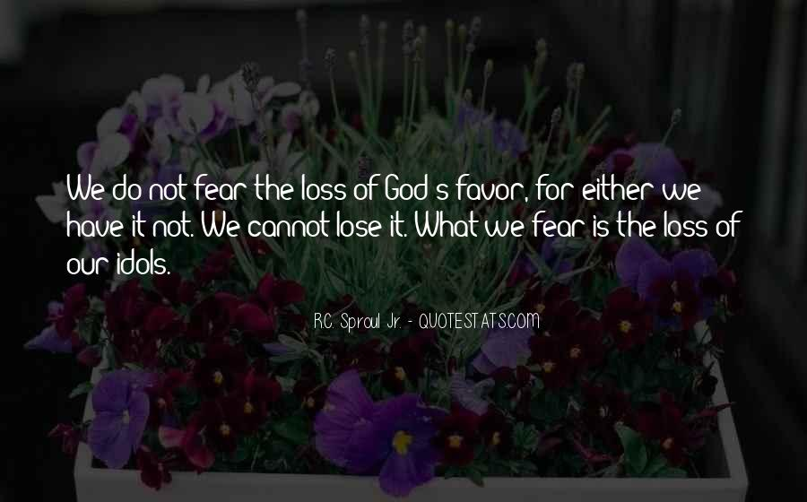Quotes About God Favors Me #814471