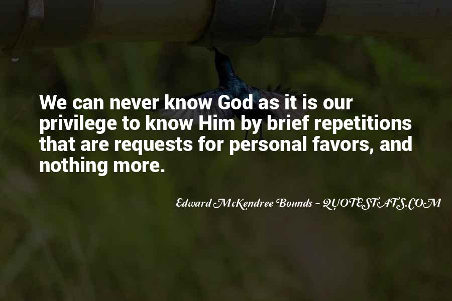 Quotes About God Favors Me #879715
