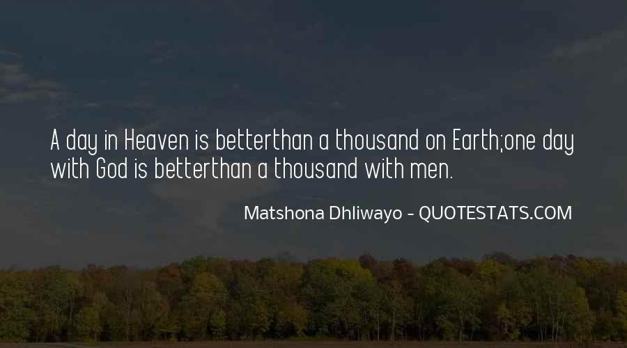 Quotes About Earth Day #203320